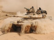 """Quân đội Syria vây chặt cứ địa IS, sắp chiếm """"cửa mở"""" giải cứu Deir Ezzor"""