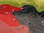 """""""Hổ Syria"""" đè bẹp IS chiếm 3 cứ điểm ở Raqqa, bao vây thị trấn Maadan"""