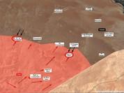 Hơn 80 phiến quân IS mất mạng trong cuộc phản kích tại Homs (video)