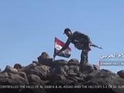 Quân đội Syria đè bẹp phiến quân FSA do Mỹ hậu thuẫn (video)