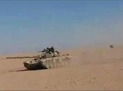 Chiến sự Syria: Quân chính phủ tung đòn quét sạch phiến quân ở sa mạc Homs-Hama