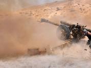Quân đội Syria giải phóng thị trấn IS tại Homs
