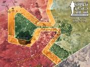 Chiến sự Syria: Quân Assad quét sạch phiến quân tại biên giới Jordan (chùm video)