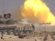 Chiếm thị trấn chiến lược, quân đội Syria truy diệt IS tại Homs (video)