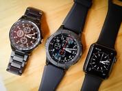 Gear S3 Frontier - đồng hồ thông minh phong cách thể thao