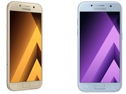 Samsung chính thức ra mắt Galaxy A (2017): Chống được nước, cổng USB-C, cảm biến vân tay