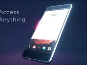 """HTC ra mắt smartphone U Ultra màn hình cỡ """"đại"""" 6 inch"""