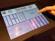Công nghệ giúp cảm nhận vật thể qua bất kỳ màn hình cảm ứng nào
