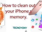 Mẹo tăng bộ nhớ cho iPhone mà không cần xóa ứng dụng