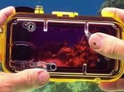 Phụ kiện biến iPhone 7 thành máy quay phim, chụp hình dưới nước