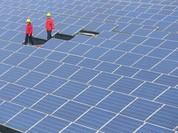 Trung Quốc trở thành nước sản xuất năng lượng mặt trời lớn nhất thế giới