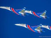 Phi đội Su-30SM sẽ hạ cánh xuống Nội Bài trong chiều nay