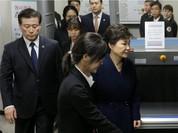 Hàn Quốc: Cựu tổng thống Park Geun-hye bị bắt