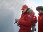 Tổng thống Putin đi thăm Bắc Cực để làm gì?