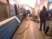 Những sự trùng hợp kỳ lạ trước khi vụ nổ ga tàu điện ngầm St Peterburg