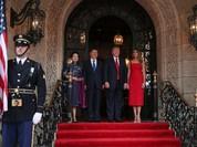Hai nhà lãnh đạo Mỹ - Trung đã có cuộc gặp đầu tiên