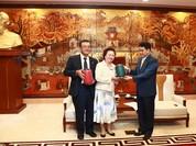 BRG và Sumitomo ký hợp tác phát triển Dự án đô thị Nhật Tân- Nội Bài