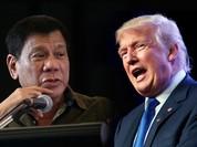 Mời ông Duterte thăm Mỹ - nước cờ quá hay của Tổng thống Trump