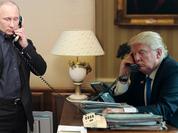 Tổng thống Putin điện đàm với Tổng thống Trump: Không có đột phá