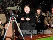 Ông Kim Jong-un thăm đảo tiền tuyến, cảnh báo tấn công Hàn Quốc