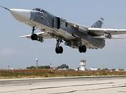 Syria: Không quân Nga chấm dứt hoạt động tại các khu vực an toàn