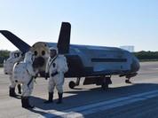 Phi thuyền bí ẩn của NASA hạ cánh sau ...hai năm bay trên vũ trụ.