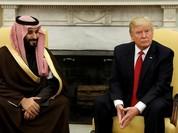 Mỹ - Ả rập Xê út: Hoàn tất hợp đồng vũ khí 100 tỷ USD