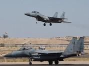 Nhật Bản điều máy bay chiến đấu chặn UAV của Trung Quốc