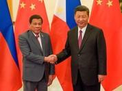 Ông Duterte: Chủ tịch Trung Quốc cảnh báo cứng rắn nhưng thân thiện