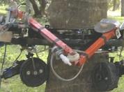 Sinh viên Ấn Độ chế tạo thành công robot hái dừa, nhanh hơn người 20 lần