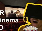 Rạp chiếu phim thực tế ảo có thể tương tác ở Trung Quốc
