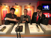 Điện thoại di động đã có thể được sử dụng từ năm 1940