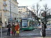Phần Lan đưa vào vận hành xe bus không người lái