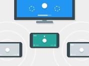 Ứng dụng Android giúp kết nối thiết bị lân cận không cần internet