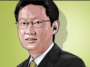 Ma Huateng: 'Tôi nhìn xa hơn vì đứng trên vai người khổng lồ'