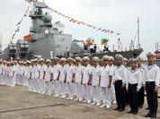 Hải quân Việt Nam tiếp nhận thêm hai chiến hạm hiện đại