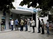 Bị rút tiền ồ ạt vì lo vỡ nợ, ATM ở Hy Lạp cạn tiền