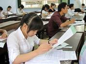 Hơn 1 triệu thí sinh chính thức bước vào kỳ thi THPT quốc gia