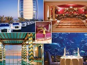 Bên trong khách sạn đế vương tỷ đô, xa xỉ nhất thế giới
