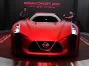 Lác mắt với dàn xe siêu khủng tại Tokyo Motor Show