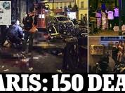 Tấn công khủng bố đẫm máu tại Paris, 130 người chết, 100 người bị giết sau khi bắt làm con tin