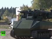 Nga ráo riết chuẩn bị cho chiến tranh robot