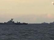 Nga đưa tên lửa Kalibr lên chiến hạm thế hệ mới