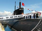 Sức mạnh tàu ngầm Kilo Việt Nam