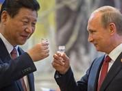 Nga-Trung: Đồng minh tình thế, đối thủ tiềm tàng