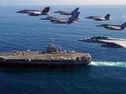 """Biển Đông và """"trận thế"""" hải quân của Mỹ chống Trung Quốc"""