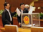 """Đại hội Đảng 12: Đề cử nhân sự chủ chốt """"viết bằng tay"""""""