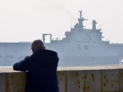 Bực Pháp, Nga tự chế tạo tàu đổ bộ hậu vụ Mistral