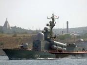 Đe NATO, Nga bổ sung 40 chiến hạm cho hạm đội Biển Đen