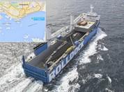 Tàu ngầm Kilo Đà Nẵng rời Singapore về Việt Nam